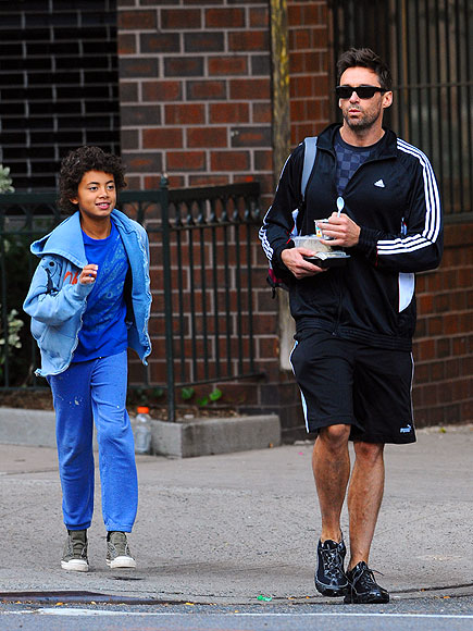 FOOD RUN photo | Hugh Jackman