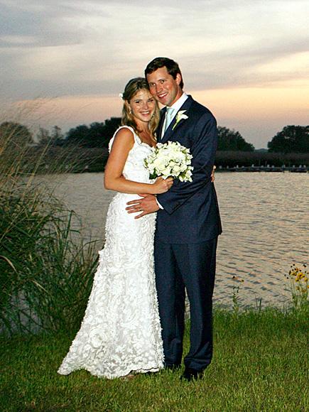 Дженна Буш с мужем