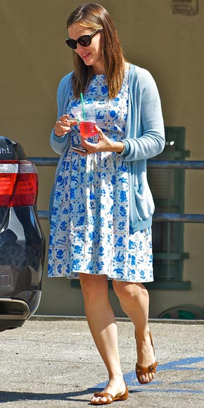 PREPPY PERFECTION photo | Jennifer Garner