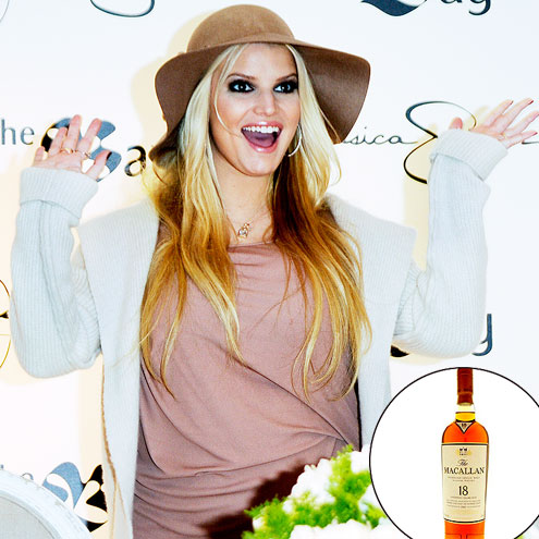 WHISKY BUSINESS photo | Jessica Simpson