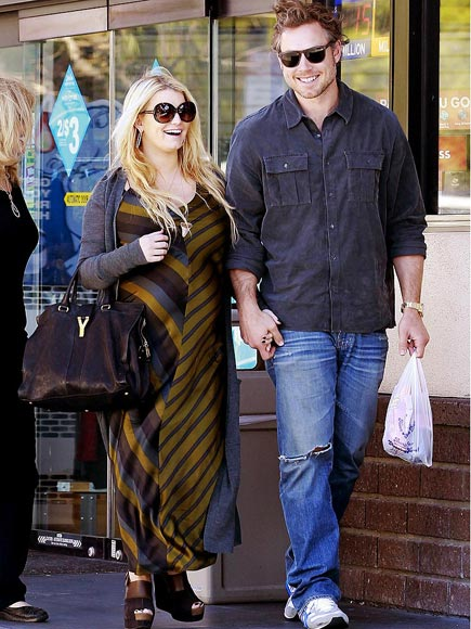 PRECIOUS CARGO  photo | Eric Johnson, Jessica Simpson