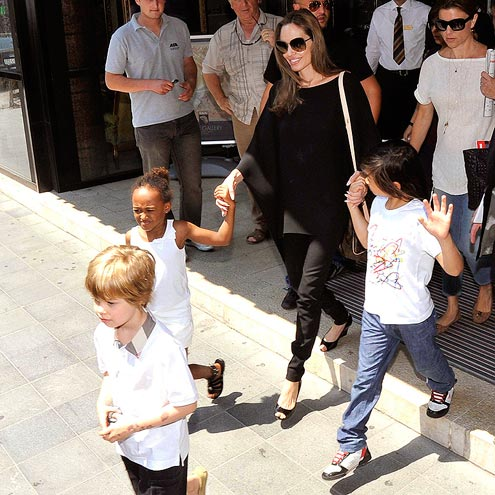SARAJEVO photo | Angelina Jolie