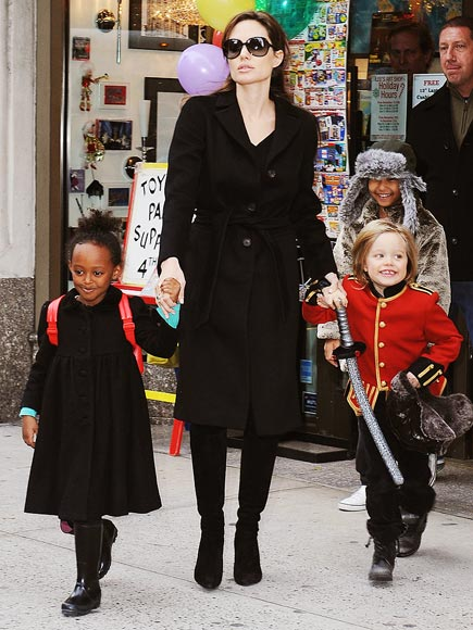 NEW YORK photo | Angelina Jolie