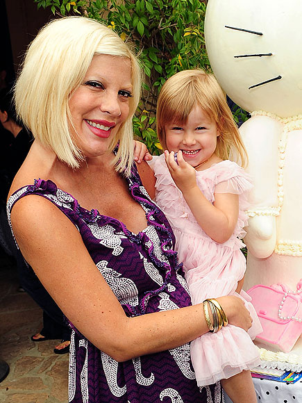 STELLA MCDERMOTT photo | Tori Spelling