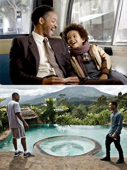 JADEN SMITH: THE PURSUIT OF HAPPYNESS AND AFTER EARTH photo | Jaden Smith, Will Smith