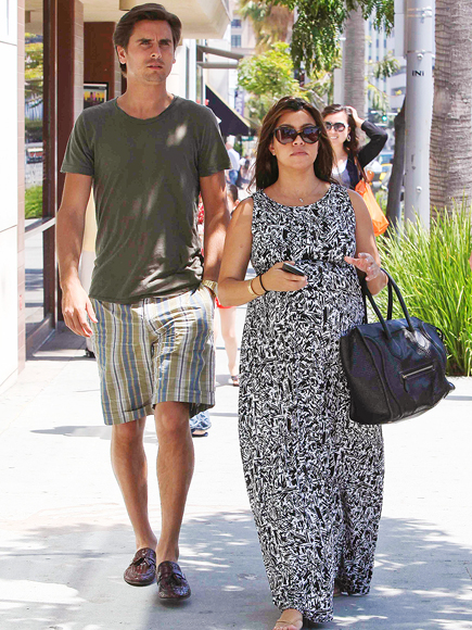 TO THE MAXI photo | Kourtney Kardashian, Scott Disick