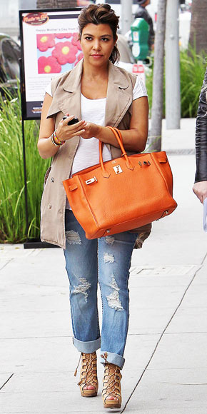 ORANGE BLOSSOM photo | Kourtney Kardashian