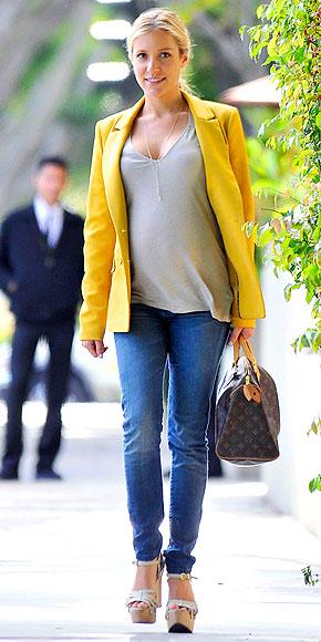 Kristin Cavallari Maternity Style: People.com : People.com