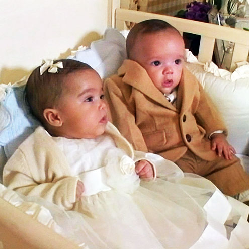 Mariah Carey and Nick Cannon Twins First Year Photos : People.com