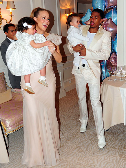 TIME TO PARTY photo | Mariah Carey, Nick Cannon