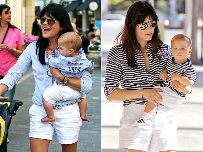 SELMA BLAIR & ARTHUR photo | Selma Blair