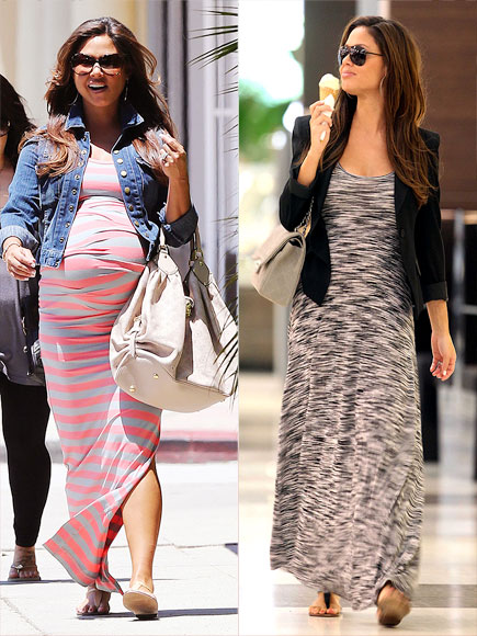 INVEST IN A CHIC MAXI photo | Vanessa Minnillo