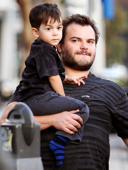 THOMAS BLACK photo | Jack Black
