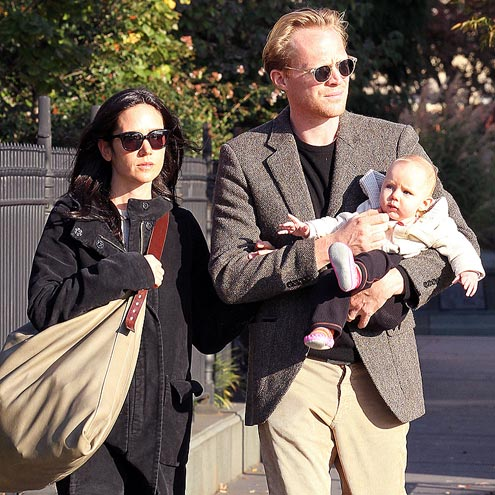 AGNES BETTANY photo   Jennifer Connelly, Paul Bettany