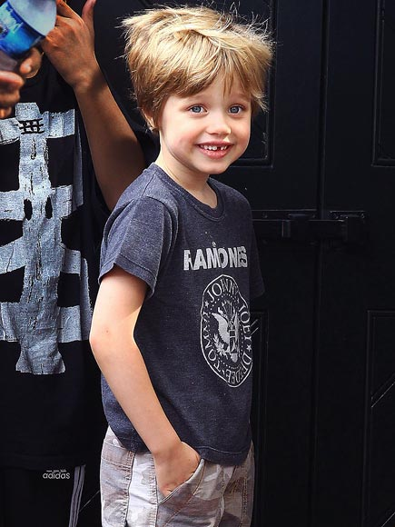SHILOH JOLIE-PITT photo | Shiloh Jolie-Pitt