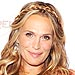 Molly Sims's Fresh & Funky Maternity Style | Molly Sims