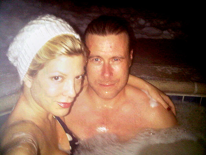 TORI IGNORED DOCTOR'S ORDERS ABOUT SEX photo | Tori Spelling