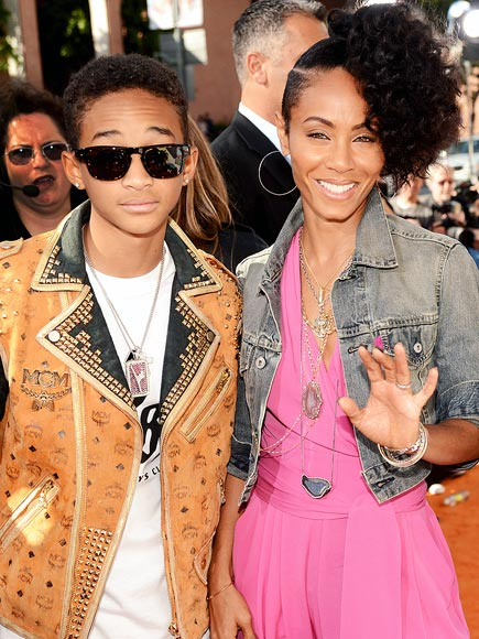 JADEN SMITH photo | Jada Pinkett Smith, Jaden Smith