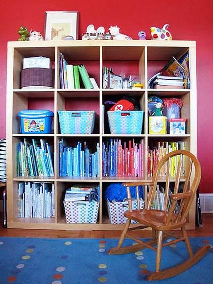 Nursery organization room : From creating cool nooks to maximizing storage, keep toys, clothes and ...