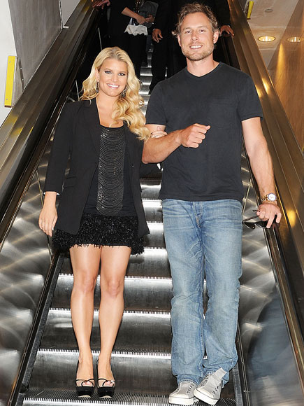 JESSICA SIMPSON photo | Jessica Simpson, Eric Johnson, Jessica Simpson