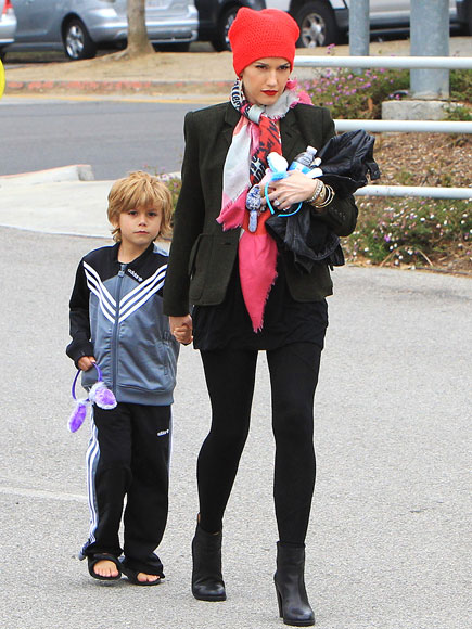 gwen stefani 435 Star Mom and Their BabiesBack to school Mix and Match