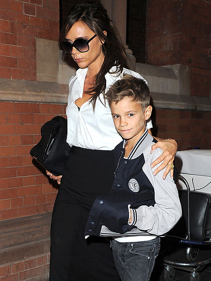 ROMEO BECKHAM photo | Victoria Beckham