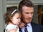 Hollywood's Sexiest Family Guys | David Beckham