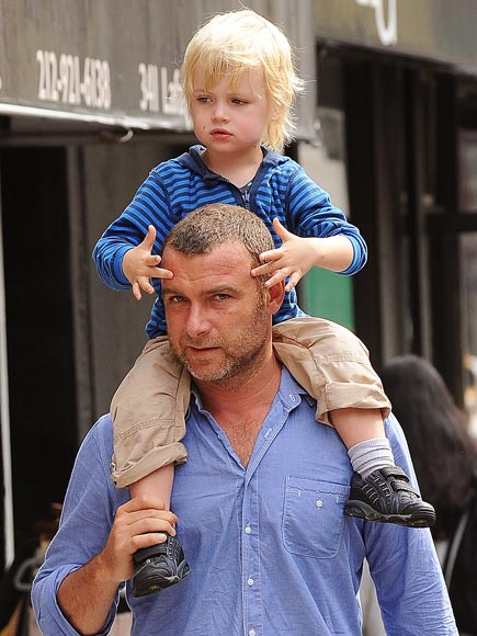 LIEV SCHREIBER photo | Liev Schreiber