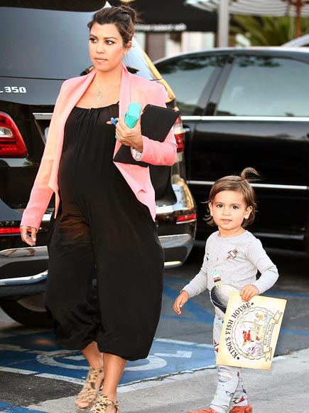 MASON DISICK: KING'S FISH HOUSE ACTIVITY BOOK photo | Kourtney Kardashian