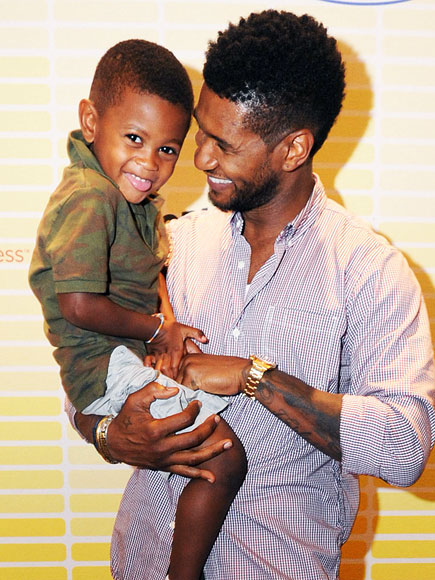 USHER & USHER RAYMOND V