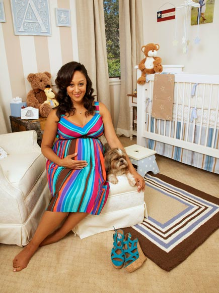 Tamera Mowry-Housley's Americana-Themed Nursery