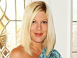 Tori Spelling&#39;s Pretty & Patterned Maternity Style | Tori Spelling
