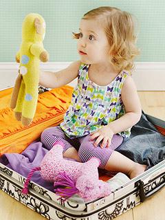 Great Ideas! Tori Spelling's Safari-Themed Nursery Style