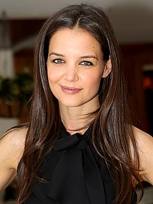Katie Holmes has morning woes - katie-holmes-300