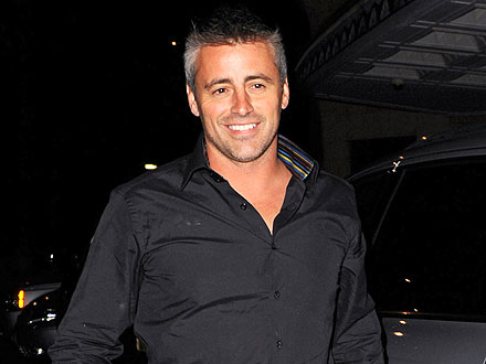 Matt LeBlanc's London Bar Tab: $9,382! | Matt LeBlanc