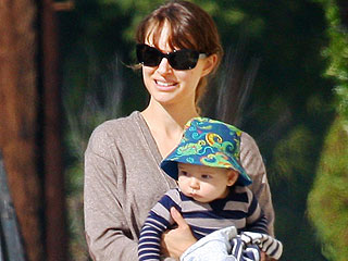 Natalie Portman Takes Her Son to the Ballet | Natalie Portman
