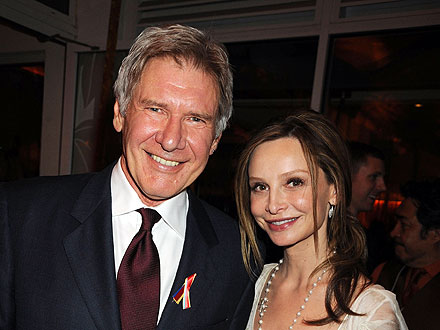 Harrison Ford and Calista Flockhart&#39;s Bewitching Night Out | Calista Flockhart, Harrison Ford