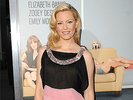 Elizabeth Banks's Veggie-Friendly Lunch in L.A. | Elizabeth Banks