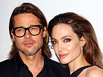 Angelina: Brad's Marriage Talk Was 'Blown Out of Proportion' | Angelina Jolie, Brad Pitt