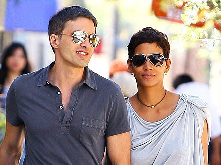 Halle & Olivier Make a Date with Cirque du Soleil | Halle Berry