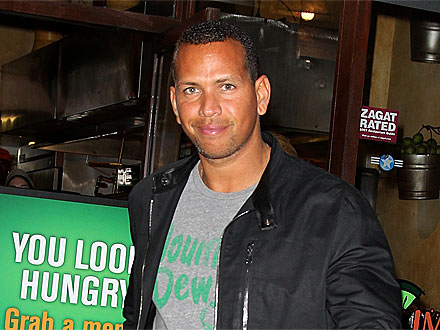 Alex Rodriguez Gets Help with His Luggage at LAX | Alex Rodriguez