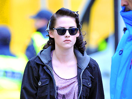 Inside Kristen Stewart&#39;s Paris Trip: Photo Shoots & Sushi Lunches | Kristen Stewart