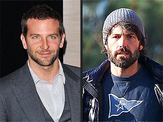 Bradley Cooper & Ben Affleck: How Sexy Men Do Sushi | Ben Affleck, Bradley Cooper