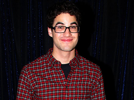 Darren Criss Gets a Birthday Serenade