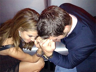 Maria Menounos Tebows – with Tim Tebow | Maria Menounos, Tim Tebow