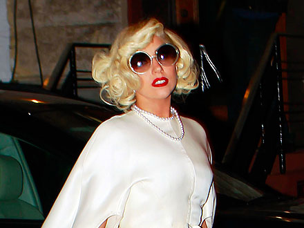 Lady Gaga Goes to Happy Hour | Lady Gaga