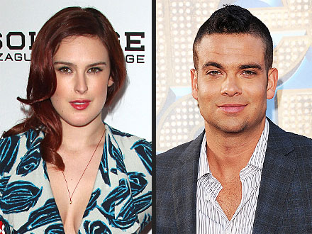 Rumer Willis Buddies Up to Mark Salling at Private Music Party | Mark Salling, Rumer Willis