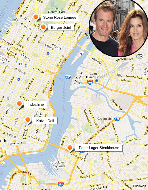 Rande Gerber Shares His Favorite L.A. and N.Y.C. Hotspots| Los Angeles, New York, Celebrity Diners Club, Bar / Club / Lounge, Indochine, Osteria Mozza, Restaurant