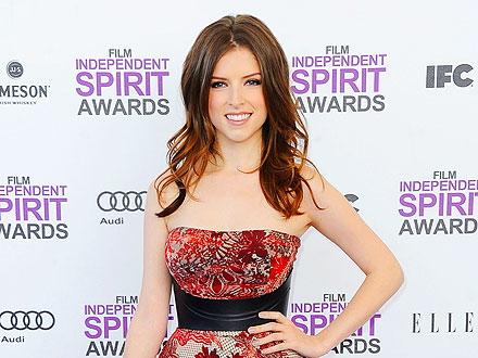 Anna Kendrick's Cocktail of Choice? Whiskey!