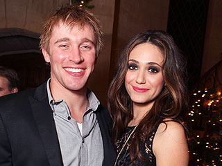 Emmy Rossum Takes Romantic Getaway with New Beau | Emmy Rossum